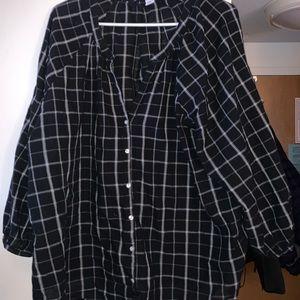 Bottom up blouse